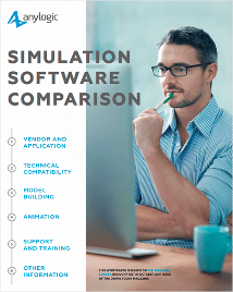 Simulation Software Comparison: Discrete Event Simulation Competitors