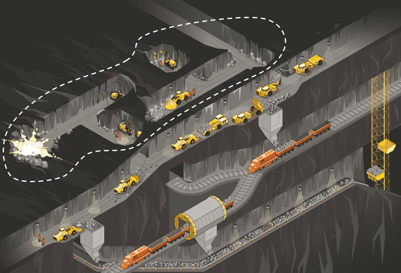 Типы конвейеров в шахте транспортер каравелла т 4