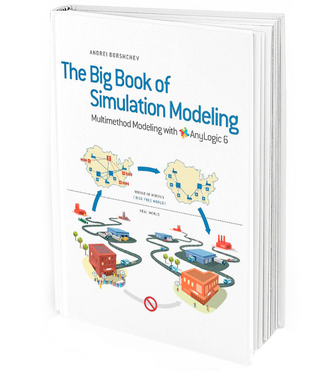 The Big Book of Simulation Modeling