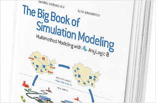 Новая глава книги The Big Book of Simulation Modeling